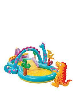 intex-dino-land-water-play-centre