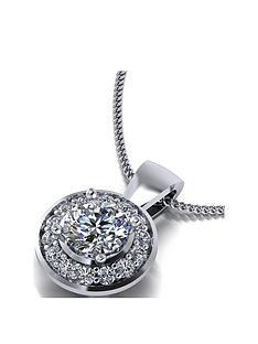 moissanite-platinum-065ct-total-halo-pendant
