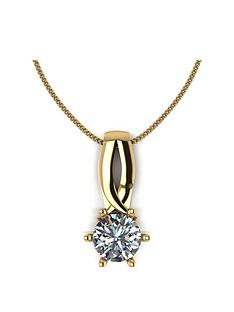 moissanite-9ct-gold-signature-kiss-1ct-eq-round-brilliant-solitaire-pendant-and-chain