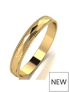 love-gold-9ct-gold-patterned-3mm-d-shaped-wedding-band