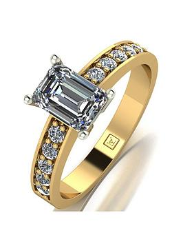 moissanite-lady-lynsey-9ct-gold-135ct-total-emerald-cut-centre-moissanite-solitaire-ring