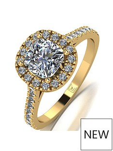 moissanite-premier-9ct-gold-15ct-eq-total-cushion-cut-centre-halo-ring-with-diamond-set-logo
