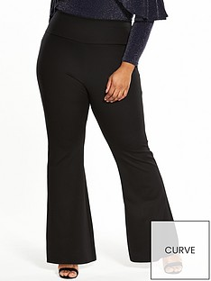 v-by-very-curve-ponte-kickflare-pull-on-trouser