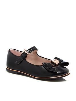 baker-by-ted-baker-toddler-girls-patent-strap-black-ballerina-shoe