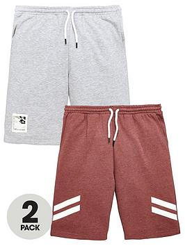v-by-very-2-pack-sweat-shorts