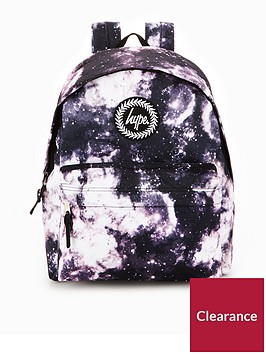 hype-acid-space-print-backpack