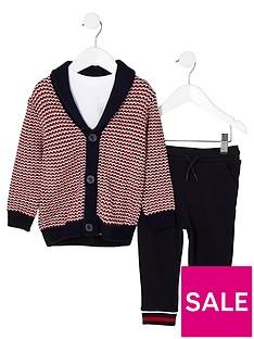 river-island-mini-boys-jacquard-cardigan-outfit