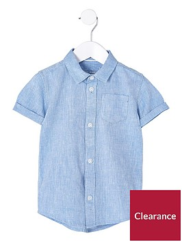 river-island-mini-boys-blue-linen-blend-shirt