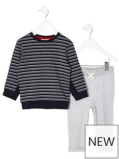 river-island-mini-boys-stripe-top-amp-jogger-outfit