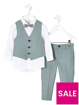 river-island-mini-boys-green-sage-suit-set