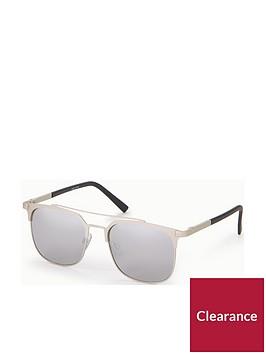 v-by-very-gold-frame-sunglasses