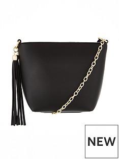 miss-selfridge-mini-zip-top-bucket-bag