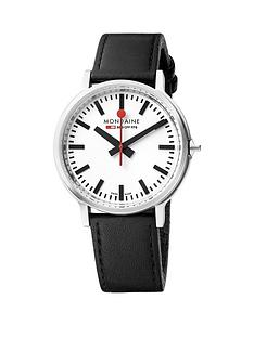 mondaine-stop2go-mens-watch-41mm-stainless-steel-case-white-dial-black-leather-strap
