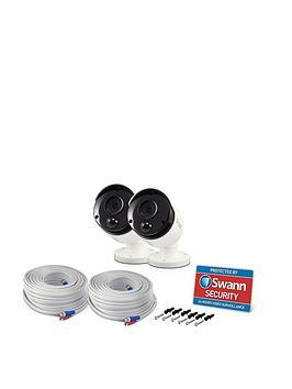 swann-swann-pro-5mp-heat-sensing-bullet-camera-twin-pack