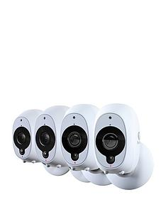 swann-1080p-battery-powered-wire-free-wi-fi-camera-4-pack-with-new-heat-sensing-technology-free-screw-stand