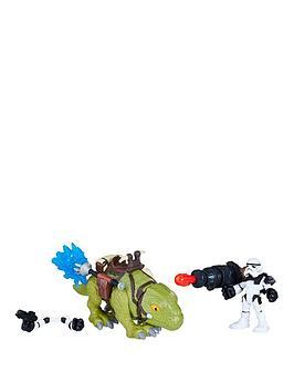 star-wars-galactic-heroes-sandtrooper-and-dewback