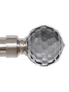 crystal-effect-finial-extendable-curtain-pole-ndash-120-210-cm
