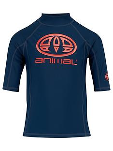 animal-boys-navy-short-sleeve-rash-vest