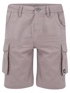 animal-boys-grey-cargo-shorts
