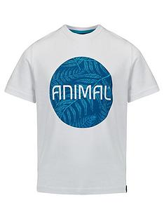 animal-boys-white-circle-graphic-tee