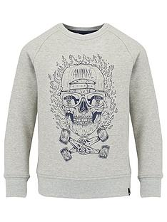 animal-boys-grey-marl-crew-sweat