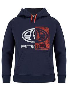 animal-boys-navy-hoodie