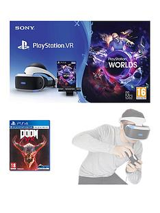 playstation-vr-starter-pack-with-doomnbspvfr