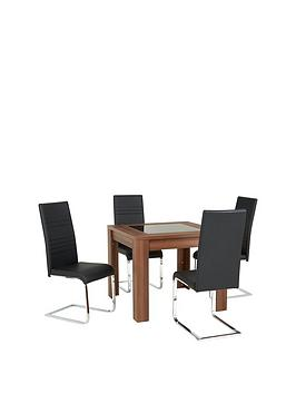 avery-90-x-90-cm-square-reversible-top-dining-table-4-jet-chairs-arrives-in-one-delivery