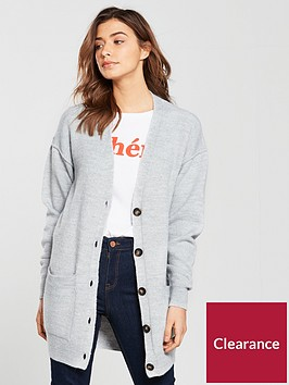 v-by-very-oversized-button-through-cardigan-grey-marl