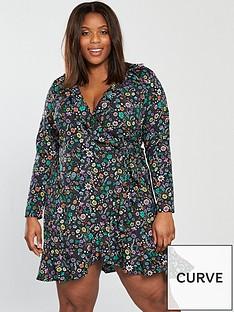 junarose-juna-rose-fransi-long-sleeve-printed-wrap-dress