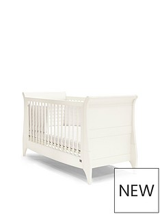 mamas-papas-mamas-amp-papas-oxford-sleigh-cot-bed--white