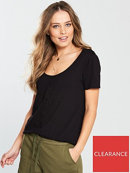 v-by-very-scoop-neck-slouchy-t-shirt-black