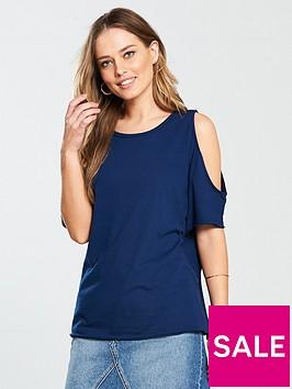 v-by-very-cold-shoulder-jersey-top-denim-blue