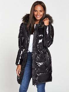v-by-very-premium-high-shine-padded-coat-black