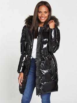 v-by-very-premium-high-shine-padded-coat-black