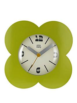 orla-kiely-spot-flower-moss-alarm-clock
