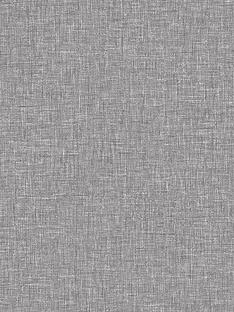 arthouse-linen-texture-wallpaper-mid-grey