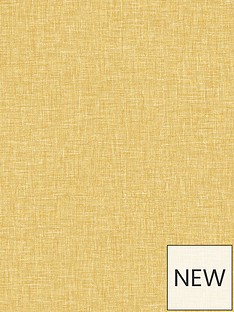 arthouse-linen-ochre-wallpaper