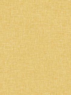 arthouse-linen-texture-ochre-wallpaper