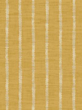 arthouse-tribal-stripe-ochre-wallpaper