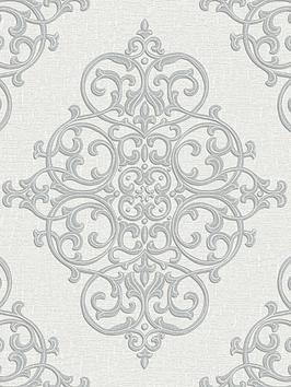 arthouse-cardinale-silver-wallpaper