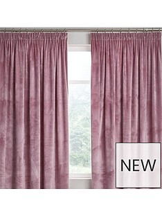 soft-velour-lined-pleated-curtains