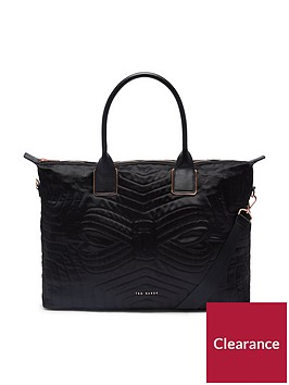 ted-baker-ted-baker-agaria-quilted-bow-large-nylon-tote