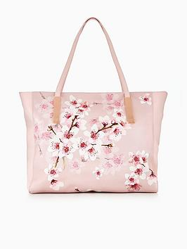 ted-baker-janett-soft-blossom-shopper-light-pink