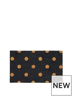 polka-coir-doormat