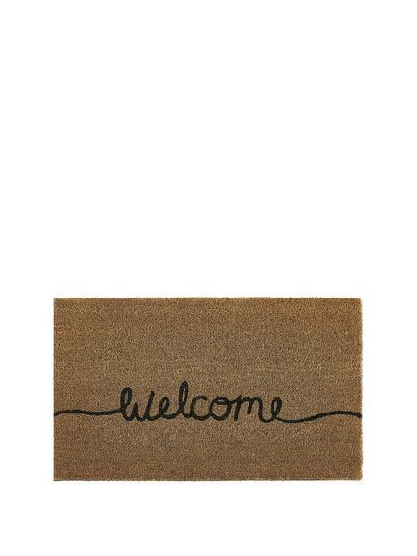 welcome-coir-doormat