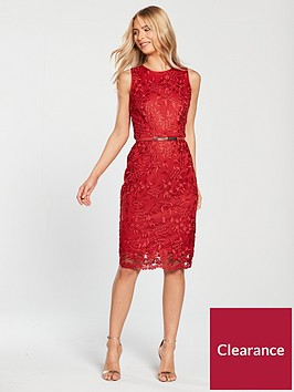 phase-eight-alina-embroidered-dress-carminenbsp