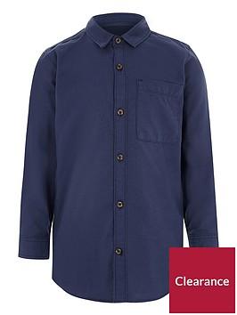 river-island-boys-blue-long-sleeve-oxford-shirt