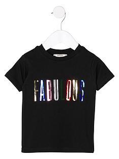 river-island-mini-girls-black-lsquofabulousrsquo-print-t-shirt