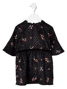 river-island-mini-girls-floral-print-devore-babydoll-dress
